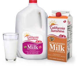 California Sunshine Our Products